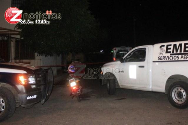 Dos hombres son ejecutados a tiros en una casa en obra negra de Sahuayo