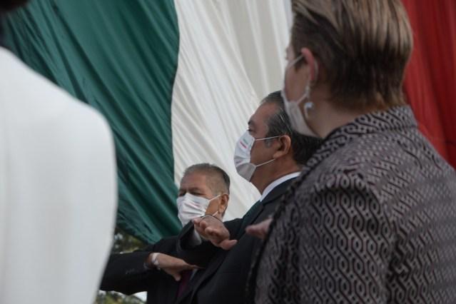 Raúl Morón Orozco dio inicio a campaña «¡Haz Patria! Salva Vidas»