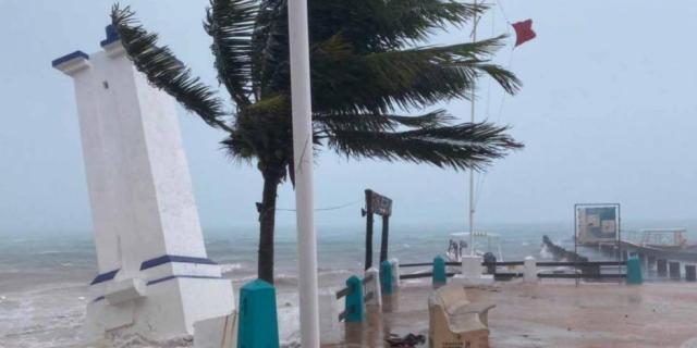 Prevén que tormenta tropical «Zeta» pegue a QRoo como huracán categoría 1