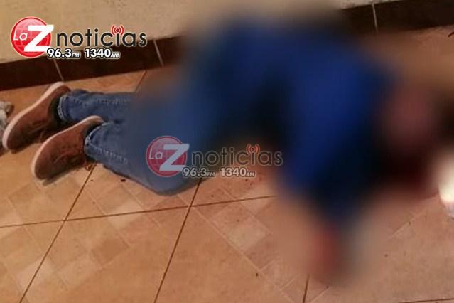 Policía es asesinado en la cochera de su casa en Chilchota