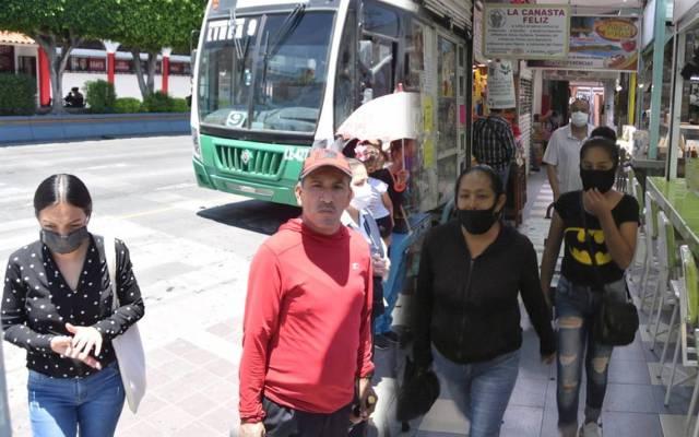 Multa de 500 pesos o arresto de 8 horas por no usar cubrebocas