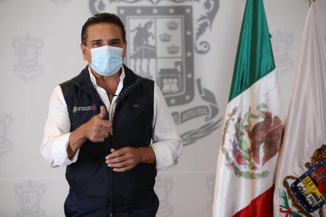 Michoacán, en condiciones para combatir Influenza y COVID-19: Gobernador