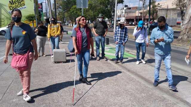 Gobierno de Morelia apuesta por la movilidad accesible