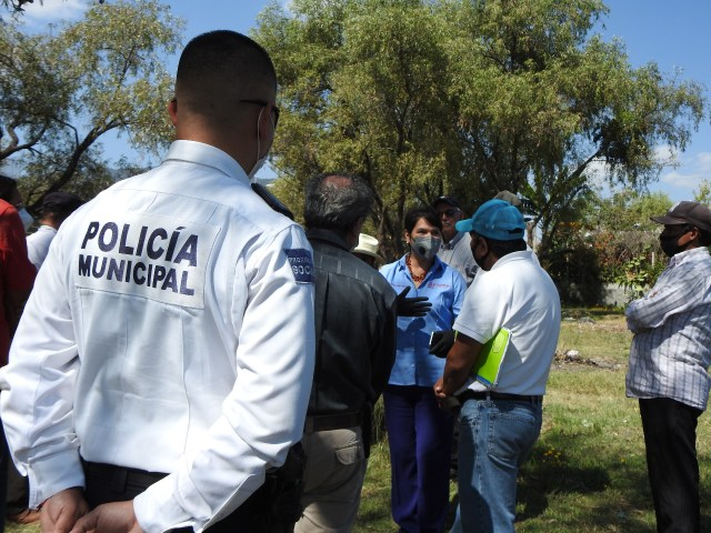 Avanza Policía Morelia en conformación de Redes de Seguridad Ciudadana
