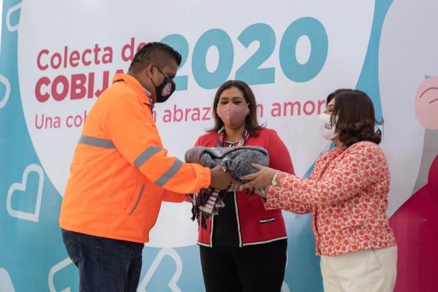 Convoca DIF Morelia a donar cobijas para abrigar a familias de zonas vulnerables