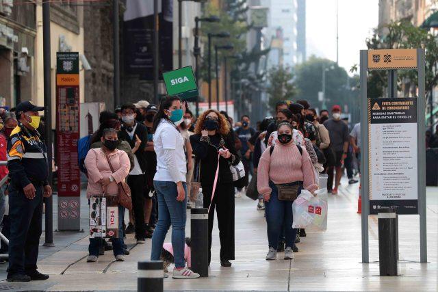 México suma 112,326 muertes por Covid y un millón 217 mil contagios