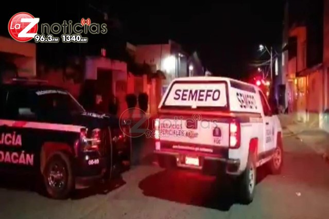 Se registra homicidio a balazos en tienda de abarrotes de Puruándiro