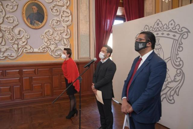 Gobierno de Morelia comprometido con el combate contra la corrupción