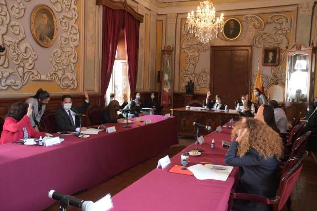 Aprueba Cabildo de Morelia Presupuestos de Ingresos y Egresos, además de PAI 2021