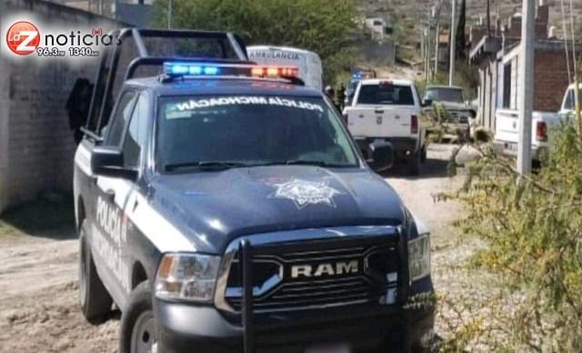 Transeúnte es muerto a balazos en Patuán