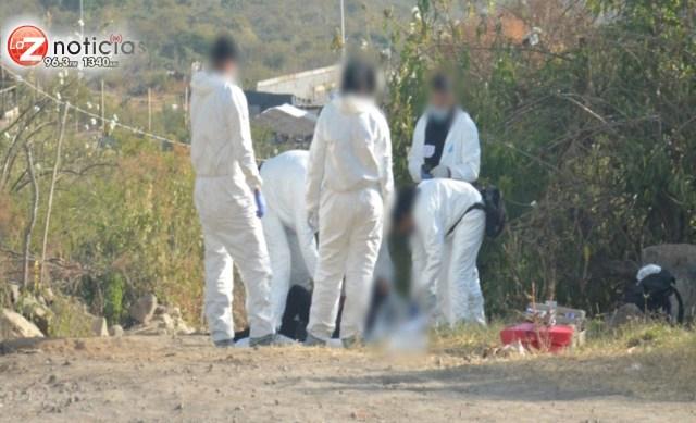 Encuentran dos cadáveres decapitados en Macutzio
