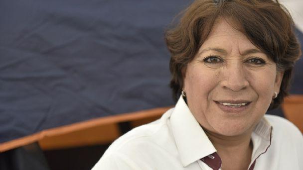 Delfina Gómez Álvarez, nueva secretaria de Educación Pública