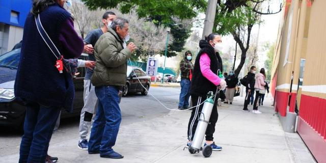 Coronavirus en México: rebasan los 134 mil los decesos por COVID-19