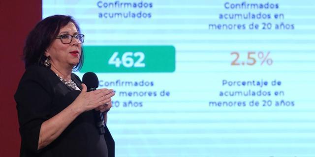 Renuncia encargada de vacunación en México, Miriam Veras Godoy
