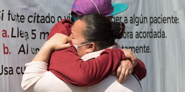 Coronavirus en México: 8 mil 74 contagios y 544 decesos en últimas 24 horas