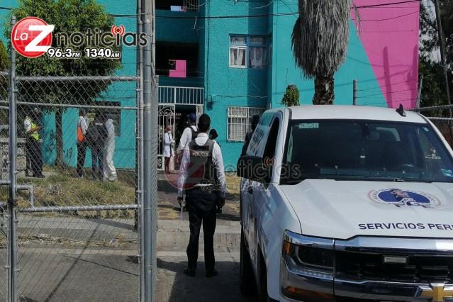 Hallan un fallecido por probable COVID-19 en la Justo Mendoza, Morelia.
