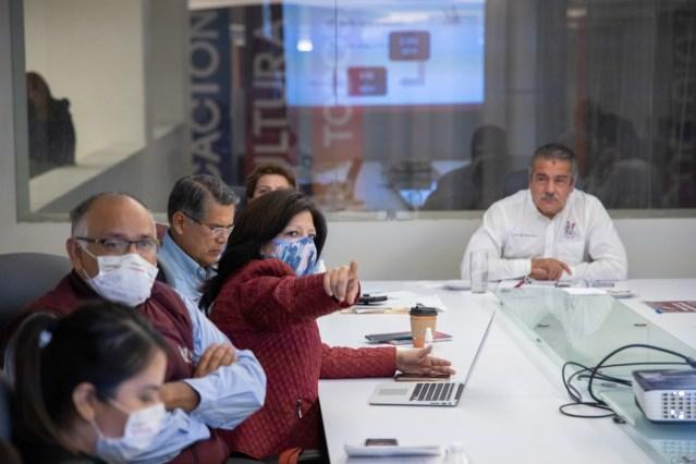 Raúl Morón reconoce labor de Gabinete económico municipal