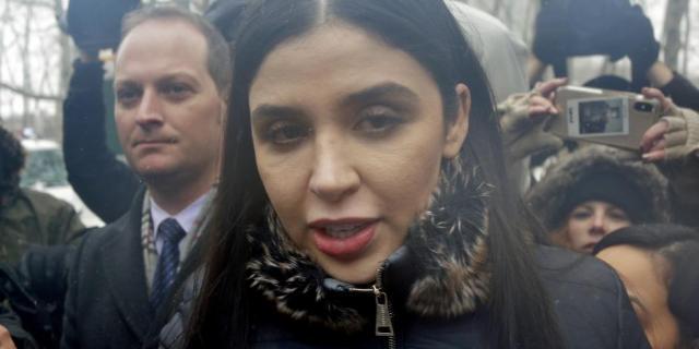 AMLO: Detención de Emma Coronel quizá esté relacionada con el caso Genaro García Luna