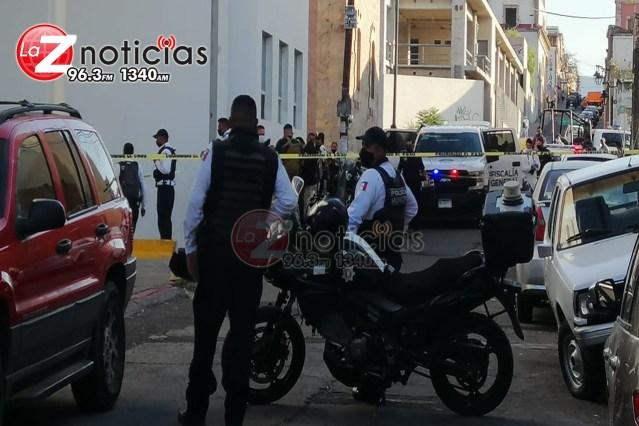 Matan a empleado de gobierno en la colonia Industrial, Morelia