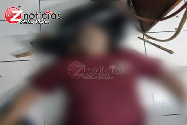 Delincuentes matan a empleado de taller de Joyería en Tangancícuaro