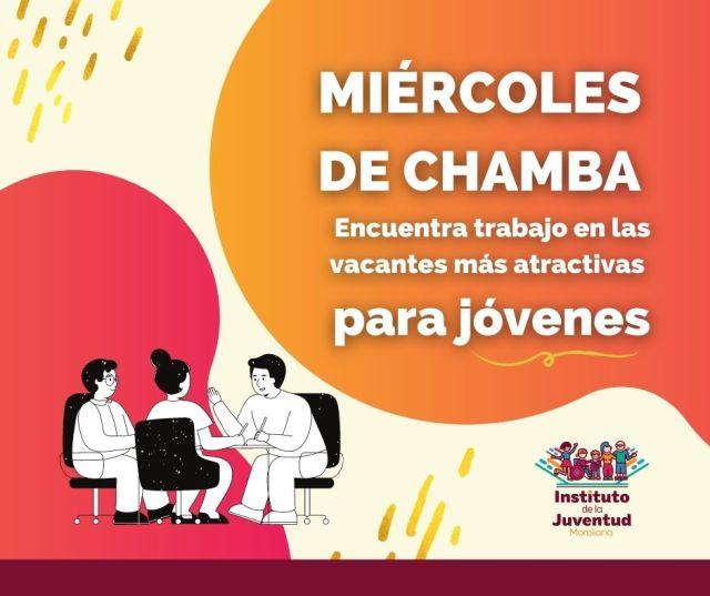 Encuentra tu nuevo trabajo con «Miércoles de Chamba» IJUM