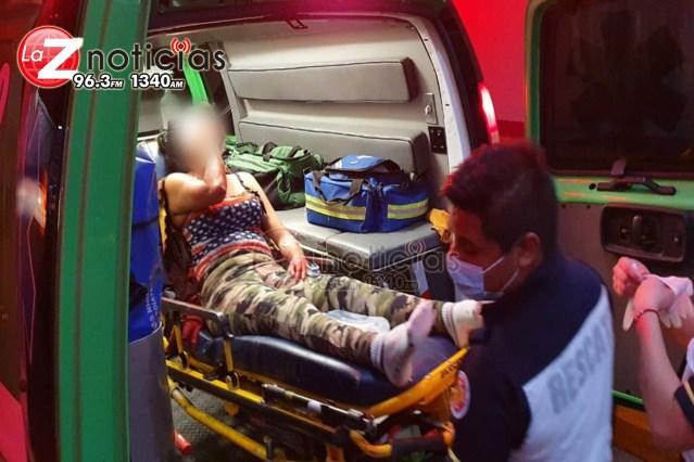 Mujer queda herida de un balazo en el cráneo tras agresión en Zamora