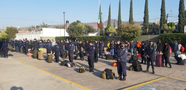 Inicia SESESP programa rector de capacitación policial 2021