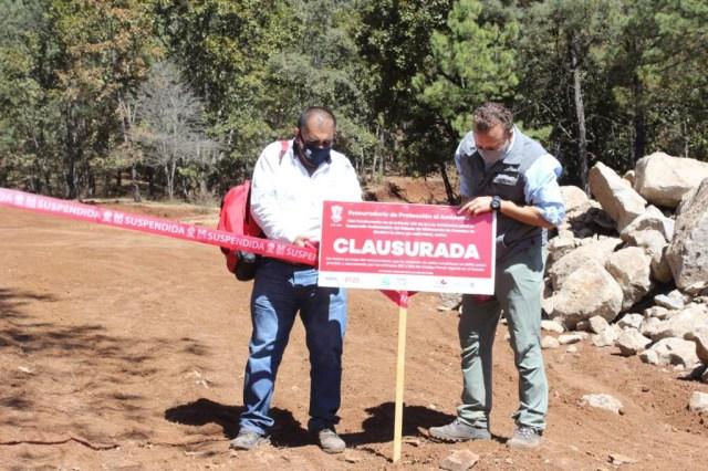 Clausura ProAm Fraccionamiento Campestre Puerta del Bosque
