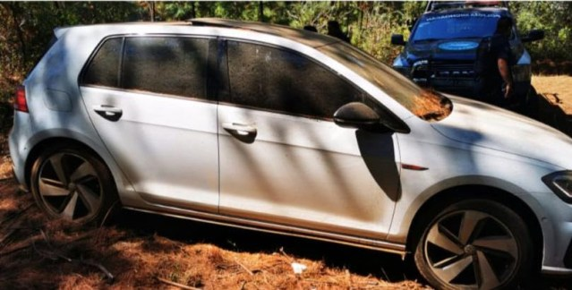 Asegura SSP vehículo con reporte de robo, en Salvador Escalante