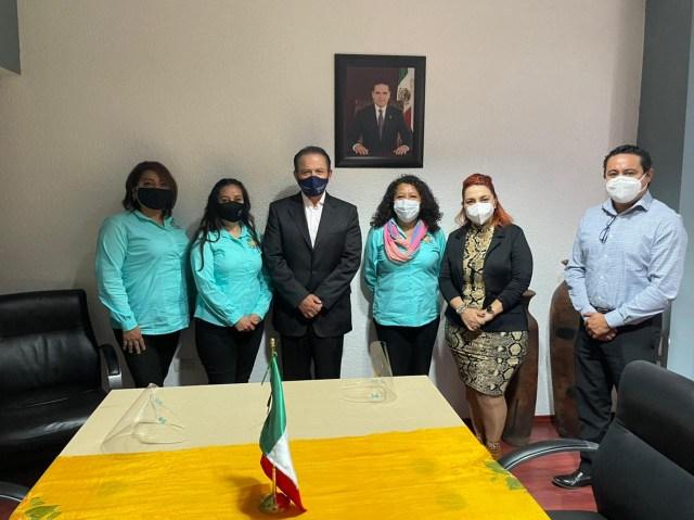 Complace a asociaciones programa de Estancias Infantiles en Michoacán