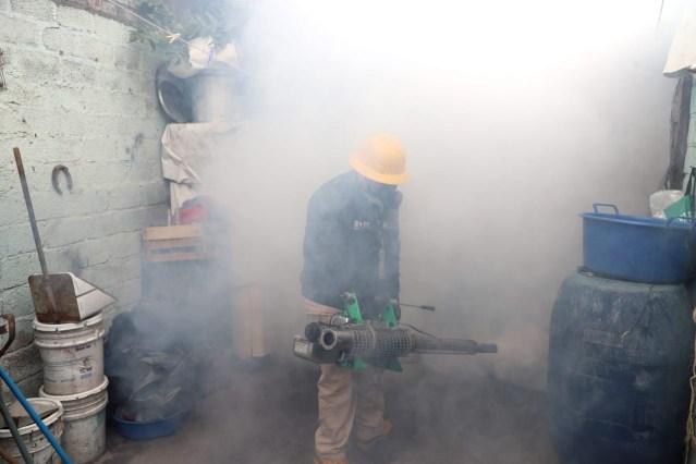 Alta incidencia de dengue en Morelia
