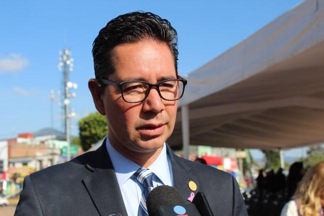 Iván Pérez Negrón candidato de Morena a Morelia