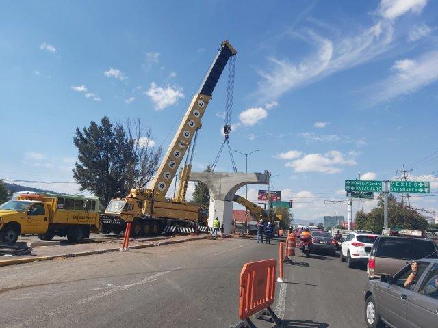 A más de 6 meses, la SCOP sigue con la obra de Salida a Mil Cumbres sin permiso de construcción