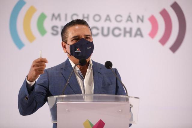Ataques al INE atentan contra la democracia: Silvano