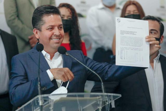 Garcia Conejo sera Coordinador de la campaña de Carlos Herrera Tello