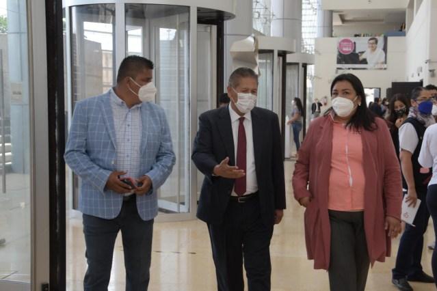 Humberto Arróniz arranca capacitación del personal para vacunación contra Covid-19