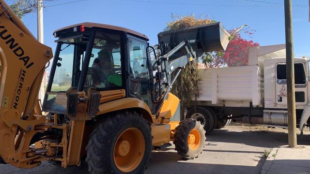 Realizó Gobierno de Morelia  jornada de limpieza preventiva en el dren Carlos Salazar