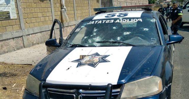 Ataque que dejó 13 policías muertos fue una emboscada, dice fiscal del Edomex