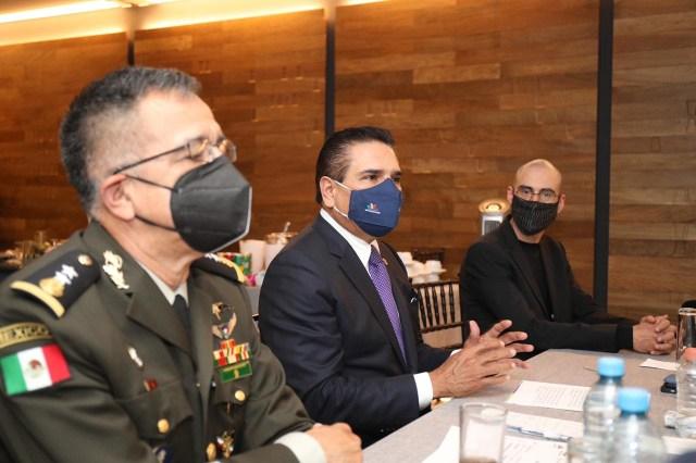 Preside Gobernador instalación del Consejo Michoacano de Conmemoraciones 2021