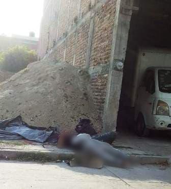 Matan a hombre a tiros en Sahuayo