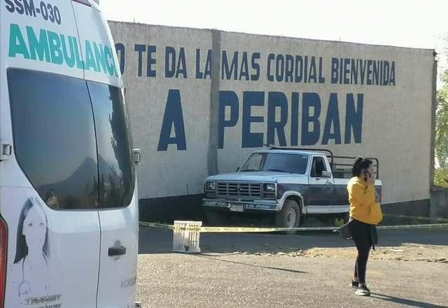 Cortador de aguacate muere a bordo de camioneta, en Peribán