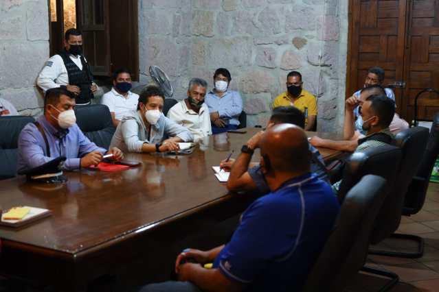 Gobierno de Morelia abierto al diálogo en acciones para la ciudad