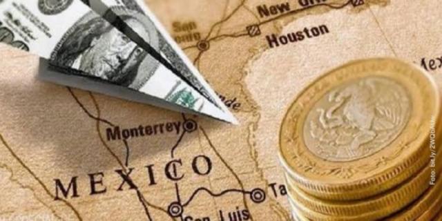 Récord: México recibe 4 mil 151.8 mdd por remesas en marzo