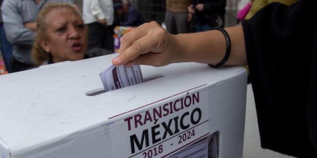 AMLO: a tres días de las elecciones hay paz y gobernabilidad en México