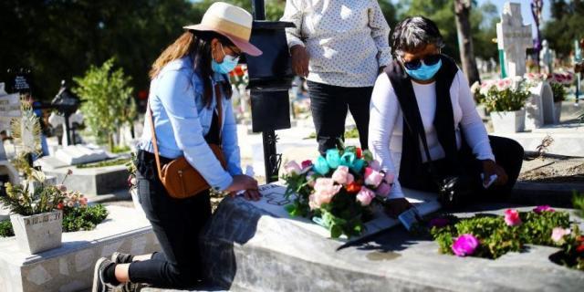COVID-19 en México: Suman 229 mil 353 muertes por el virus