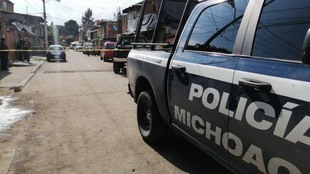 Asesinan a mecánico en Uruapan