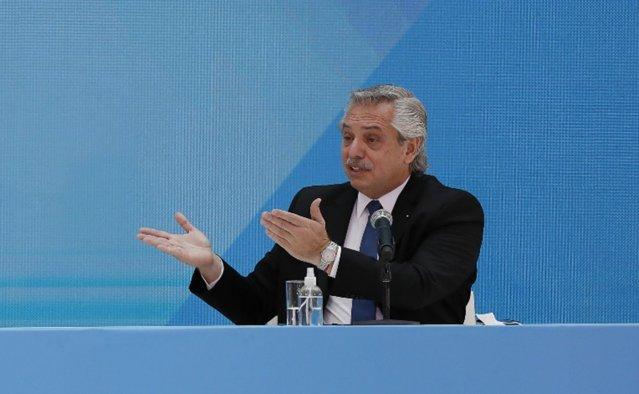 """""""Los mexicanos salieron de los indios, pero nosotros, los argentinos, llegamos en barcos de Europa"""": Alberto Fernández"""