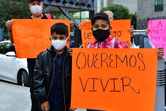 Medicinas prometidas para niños con cáncer no llegan, denuncian