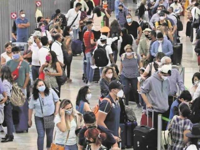 EU pide reconsiderar viajes a México por Covid-19; alerta por crimen y secuestros