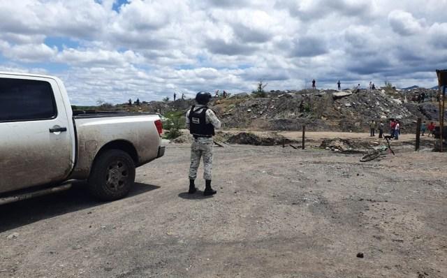 Colapsa mina en Múzquiz, Coahuila; reportan al menos 7 trabajadores atrapados